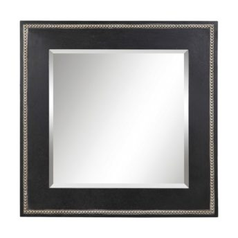 Antique Lollis Square Mirror by Uttermost 81cm