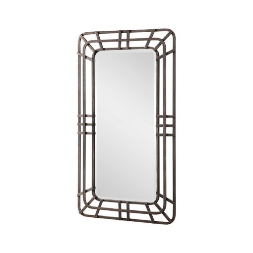 Decorative Alston Mirror by Uttermost 66cm x 116cm