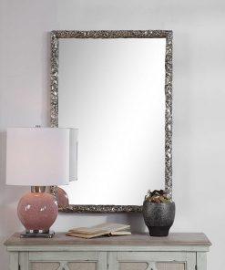 Decorative Greer Vanity Mirror by Uttermost 61cm x 94cm