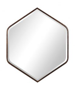 Decorative Magda Mirror by Uttermost 75cm x 90cm