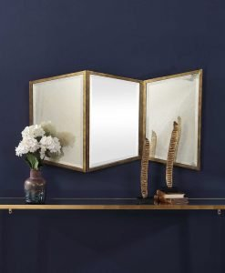 Decorative Panel Viva Mirror by Uttermost 111cm x 66cm