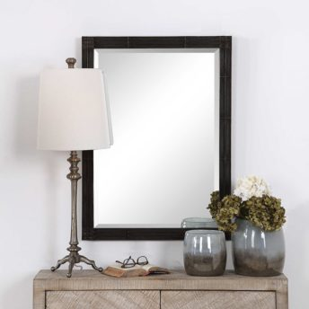Gower Vanity Mirror by Uttermost 63cm x 88cm