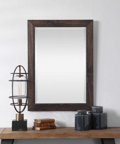 Lanford Vanity Mirror by Uttermost 63cm x 89cm
