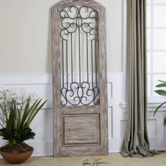 Mulino Wooden Wall Decor by Uttermost