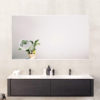 LED Front-lit Mirror