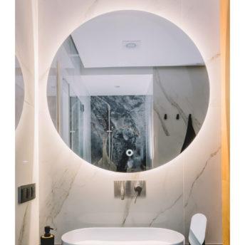 Aurora Backlit Bathroom Mirror