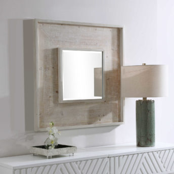 Alee Square Mirror