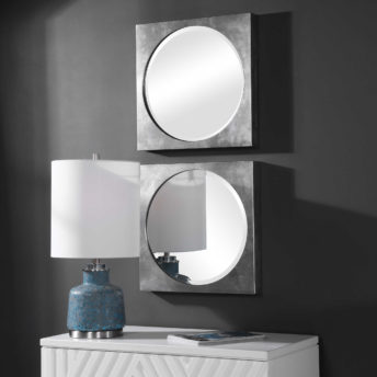 Aletris Square Mirrors