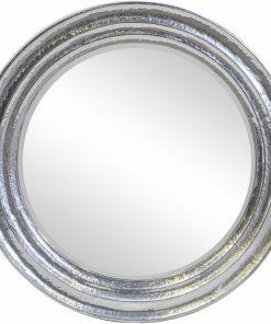 Finsternis Round Mirror