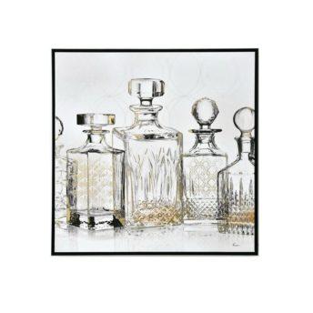 Carafe Bottle Canvas