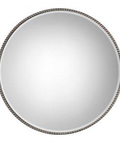 Stefania Round Mirror