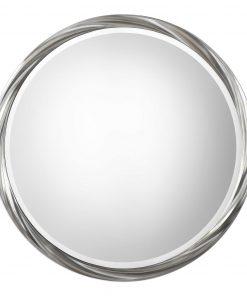 Orion Round Mirror