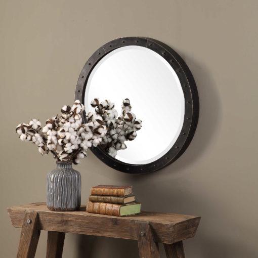 Beldon Round Mirrors