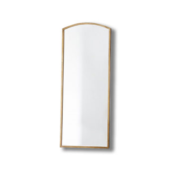 Paris-Arch-Leaner-Mirror-Antique-Gold