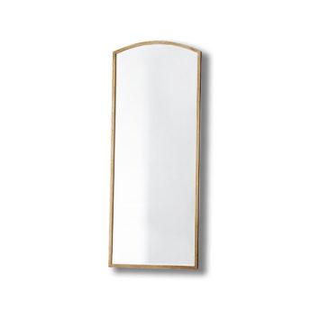 Paris-Arch-Leaner-Mirror-Antique-Gold