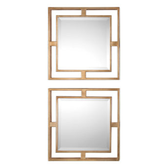 Allick Square Mirrors