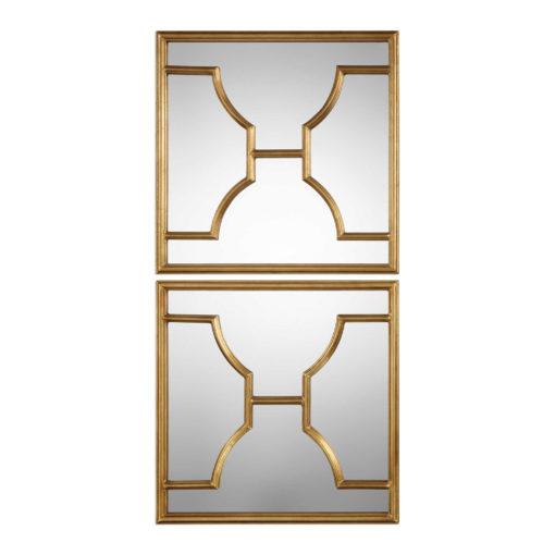Misa Square Mirrors