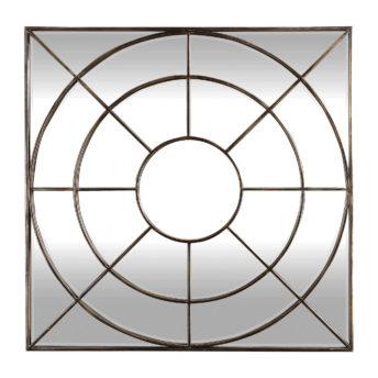 Oberon Square Mirror