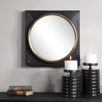 Tobiah Square Mirror