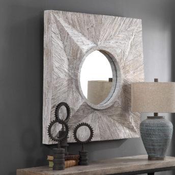 Huntington Square Mirror