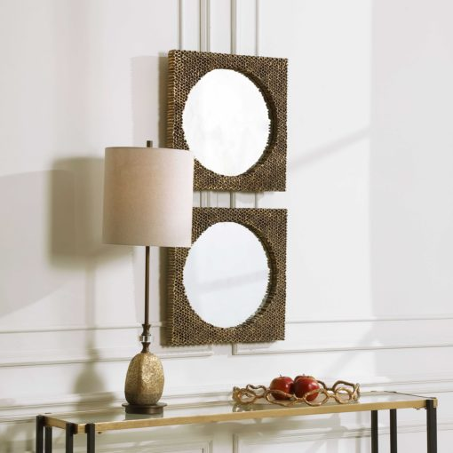 The Hive Square Mirrors