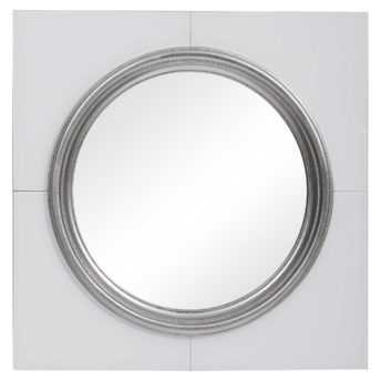 Gouveia Square Mirror