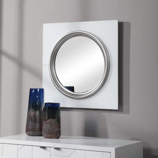 Gouveia Square Mirror