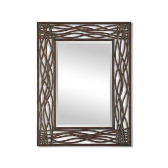 Dorigrass Mirror by Uttermost 81cm x 107cm