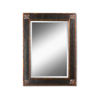 Bergamo Mirror by Uttermost 71cm x 97cm