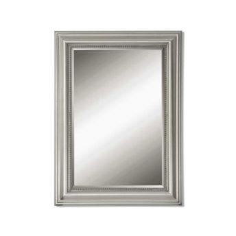 Stuart Silver Mirror by Uttermost 69cm x 94cm