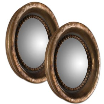 Tropea Round Mirrors