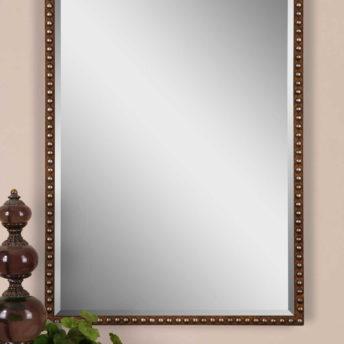 Temple Vanity Mirror
