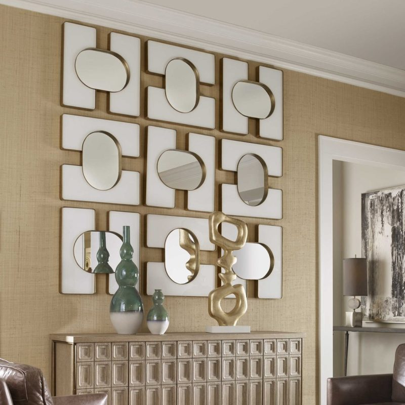 Feature wall Mirrors