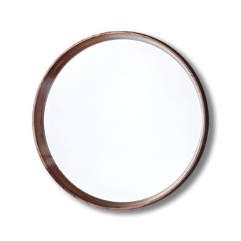 Boston-Walnut-Round-Mirror