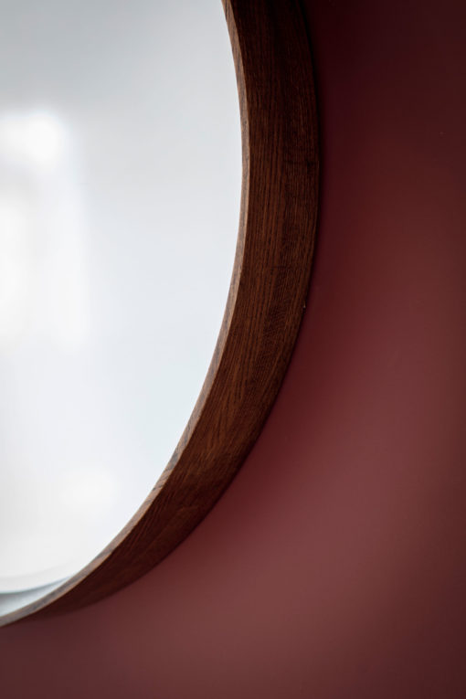 Boston-Walnut-Round-Mirror-Detail-(2)