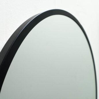 Metal Round Bathroom Mirror