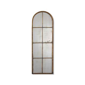 Amiel Arch Mirror by Uttermost 43cm x 127cm