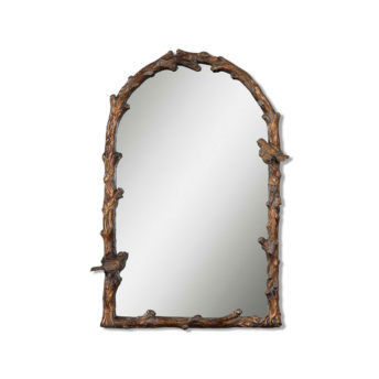 Paza Arch Mirror by Uttermost 69cm x 94cm
