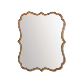 Spadola Vanity Mirror by Uttermost 61cm x 76cm