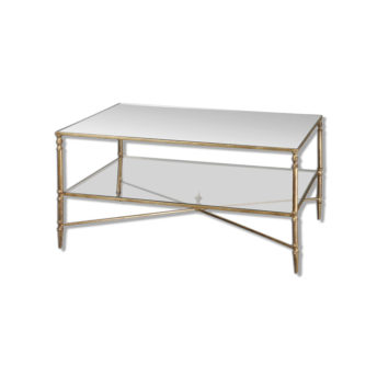 Henzler Coffee Table by Uttermost