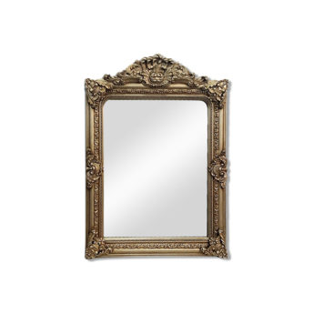 Liza Floor Mirror Antique Gold 90 CM x 120 CM