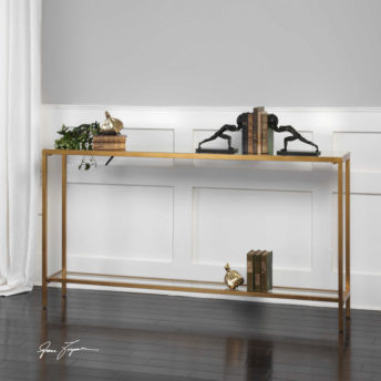 Hayley Console Table by Uttermost