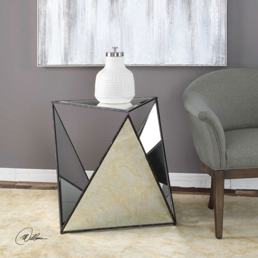 Hilaire Accent Table by Uttermost