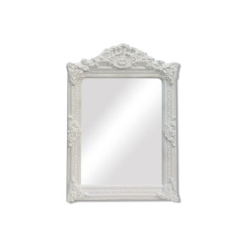 Liza Wall Mirror White 90 CM x 120 CM