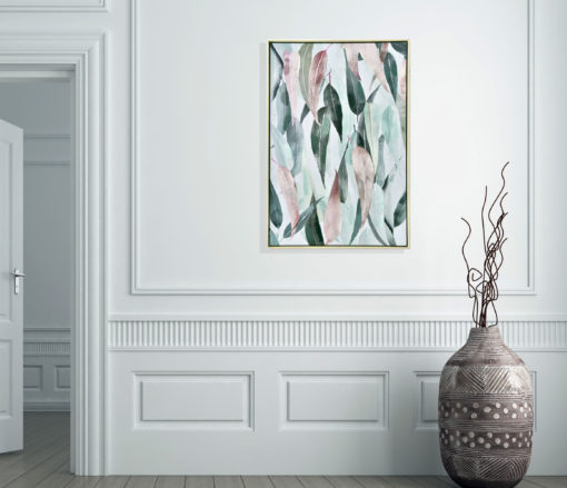 Falling Leaves Wall Art Canvas 60 cm X 90 cm
