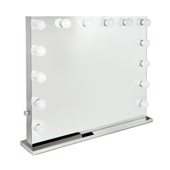 Hailey MakeUp Mirror - White - 65 CM x 80 CM