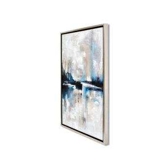 Abstract Skyline Wall Art Canvas 65 cm X 95 cm