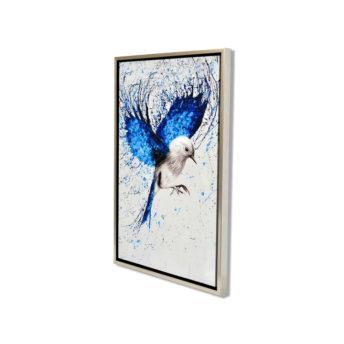 Bird Flight Wall Art Canvas 55 cm X 85 cm