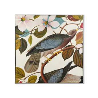 Life of Bird Wall Art Canvas 140 cm X 140 cm