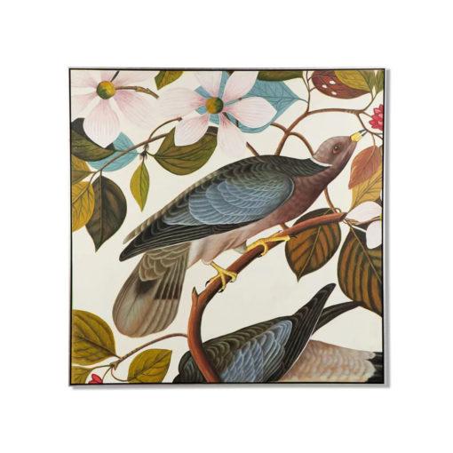 Life of Bird Wall Art Canvas 140 cm X 140 cm